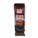 Harga Radysa Hanging Bag Organizer Rak Tas Gantung Coklat Radysa
