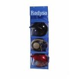 Spesifikasi Radysa Helm Organizer Zipper Biru Tua Online