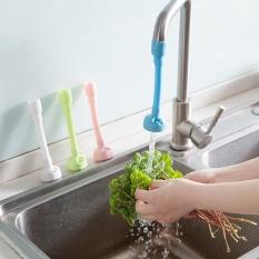 Rainbow Situs Baru Rotatable Splash Faucet Water Saving Device untuk Home Hotel-Hijau-Intl