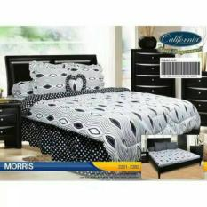 Raisha Collection Sprei california uk160 banyak motif harga murah emporio
