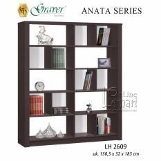 Rak Buku Multifungsi LH-2609
