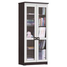 Rak Buku Pintu Kaca LH 2608