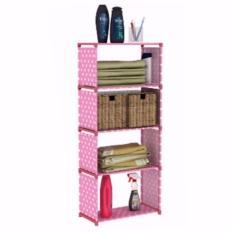 Toko Rak Buku Susun 5 Portable Serbaguna Rak Susun Rak Portable Rak Buku Rak Serbaguna Terlengkap Jawa Timur