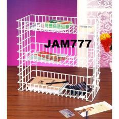 Rak Jualan Stationary Snack Chiki  Serbaguna 3 Susun B30meg Modelline - D7ayxd
