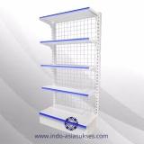 Spesifikasi Rak Minimarket Satu Sisi 150Cm 5 Leveling Wga3 1 5 4 1 Baru