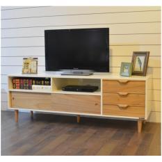 Rak TV UNIHOME TV 1600 (P,160cm) Berkualitas - Gratis Pengiriman Area Tertentu
