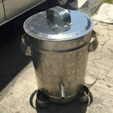SLVSHOPEE 081217269368 Spinner 3kg Alat Mesin Peniris Pengering Minyak Elektrik Gorengan Kerupuk 3kg