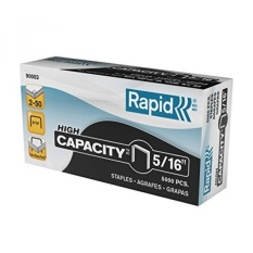 Rapid High Capacity Staples, 5/16-Inch, 5,000 Per Box (90003) - intl