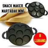 Toko Raveda Shop Cetakan Kue 8 Lubang Snack Maker Martabak Mini Raveda Shop