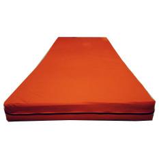 Rayazi Sprei Resleting Kasur Busa - Tinggi 15-20cm - Orange