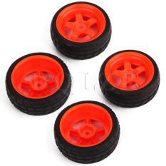 Harga Rc 1 10 On Road Racing Car 5 Spoke Hub Wheel Rims Square Ban Set Dari 4 Hitam Merah Oem Terbaik