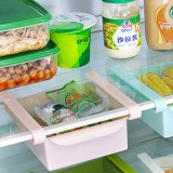Beli Refrigerator Sliding Drawer Bins Storage Organizer Rack Space Saver For Fridge Desk Table Color Pink Intl Murah Tiongkok