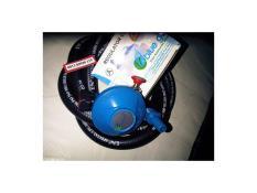 Regulator BLUEGAZ Selang BLUE GAZ Untuk Kompor Bluegaz Anti Meledak
