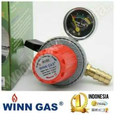 Regulator Gas/ Regulator Kompor Tekanan Tinggi Winn Gas/Win Gas W181M - Mscvvu
