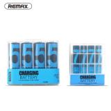Katalog Remax Batu Baterai Cas High Quality Aaa Battery 900Mah 4Pcs Blue Remax Terbaru