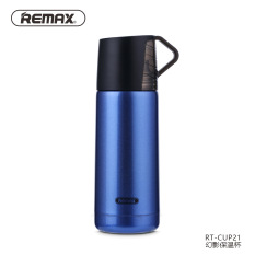 Remax Thermos Cangkir 350Ml Rt Cup21 Blue Terbaru