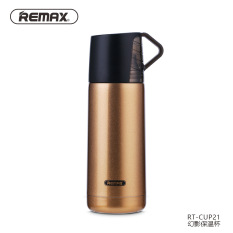 Beli Remax Thermos Cangkir 350Ml Rt Cup21 Golden Yang Bagus