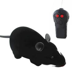 Remote Control Tikus Tikus Mainan For Anjing Kucing PET Novelty Hadiah Lucu Yang Dapat Membuat Orang