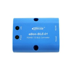 Remote Monitor Meter Bluetooth Serial Adapter RS485 to Bluetooth Communication Support APP for Epever MPPT Solar Charge Controller eBox-BLE-01 - intl