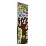 Beli Burung Hantu Yang Dapat Dilepas Ayunan Dahan Pohon Stiker Dinding Kamar Tidur Ruang Tamu Dekorasi Stiker Online Murah