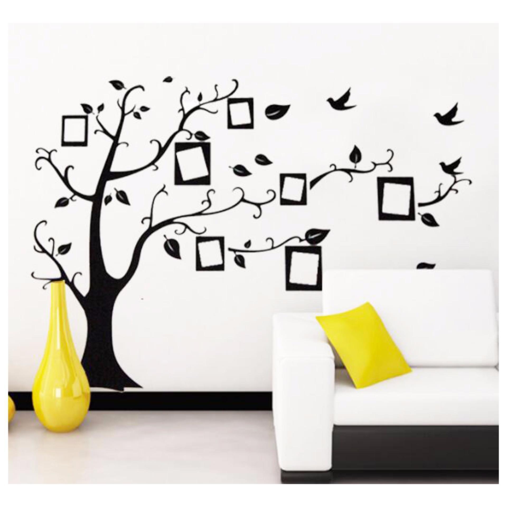Gambar Pohon Untuk Hiasan Dinding Kamar