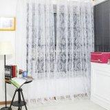Promo Retro Berbondong Bondong Bunga Kain Pual Tirai Jendela Pintu Panel Tipis Kain Tule Tirai Putih 100 200 Cm Intl Tiongkok
