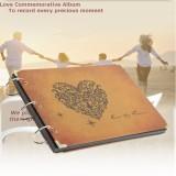 Jual Retro Scrapbook Album Foto Notebook Handmade Diy Pernikahan Cinta Hadiah Tahun Baru Intl Murah Di Hong Kong Sar Tiongkok