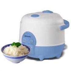 Rice Cooker Miyako MCM-606-A / Magic Com 0.6L / Penanak Nasi Serbaguna