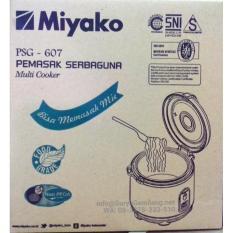 Rice Cooker Miyako Psg607 Mini Multi Serbaguna Asli-Baru-Garansi Resmi - Prmxer