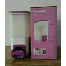 Rice Smart Purple Tupperware(Tempat Beras) - Z7ooez