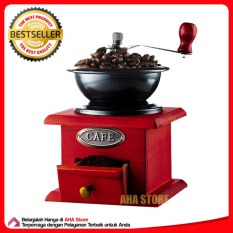 Rimaya Manual Coffee Grinder Kayu - Gilingan kopi