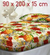 Rivest Sarung Kasur Beauty Rose 90 X 200 X 15 Rivest Diskon