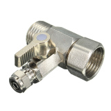 Harga Ro Feed Air Adaptor 1 2 Papan 1 4 Ball Valve Faucet Dalam Waktu Yang Singkat And Feed Reverse Osmosis Intl Seken