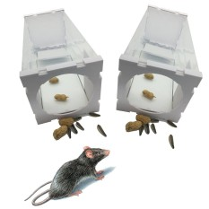 Harga Rodent Animal Mouse Humane Live Trap Hamster Bottle Mice Rat Control Catch Bait Intl Online Indonesia