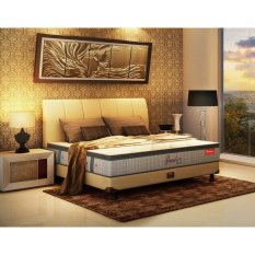 Romance Grand R225 Pocket Spring Latex 100x200 Kasur Tanpa Divan/Sandaran