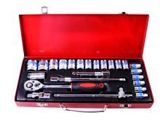 ... Diskon Ronaco D Tools Kunci Socket Wrench Pas Sok Shock Sock Set 24 Pcs Premium Akhir