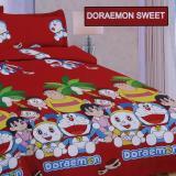 Miliki Segera Ronaco Bonita Sprei King 3D Doraemon Sweet 180X200 Cm