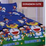 Jual Ronaco Bonita Sprei King Size 3D Doraemon Cute 180X200 Cm Branded Murah