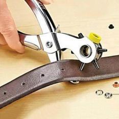Roto Punch Alat Pelubang Sabuk lubang Ikat Pinggang Sepatu Celana Baju