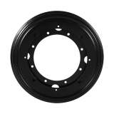 Beli Round Turntable Bearing Rotating Swivel Plate 9 Black Intl Cicil