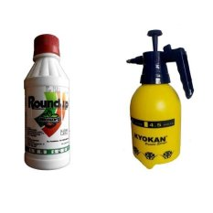 Jual Roundup 486 Sl Kyokan Sprayer Herbisida Sistemik 200 Ml Antik