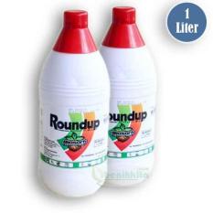 Harga Roundup Herbrisida 1 Liter Pembasmi Rumput Liar Yg Bagus