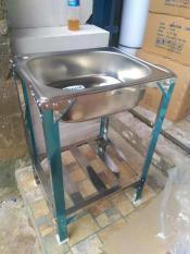 Royal Kitchen Sink Bak Cuci Piring Kaki Sb 42K Indonesia