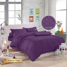 Review Royals Bed Cover Set Sprei Polos Jacquard 160X200 20 Aneka Warna Royal