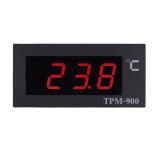 Beli S F Tpm 900 220 V Pengontrol Suhu Digital Led Panel Meter Dengan Sensor Hitam Murah Tiongkok