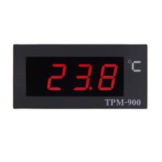 Toko S F Tpm 900 220 V Pengontrol Suhu Digital Led Panel Meter Dengan Sensor Hitam Lengkap Tiongkok