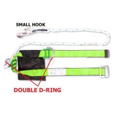 Safety Belt Body Harness Small Hook Kecil Sabuk Pengaman Industrial