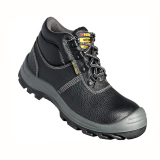 Safety Jogger Safety Shoes Bestboy Hitam Di North Sumatra