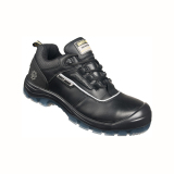Cuci Gudang Safety Jogger Safety Shoes Nova Hitam