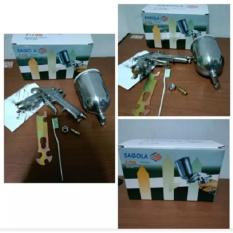 Ulasan Sagola Spray Gun F 75G